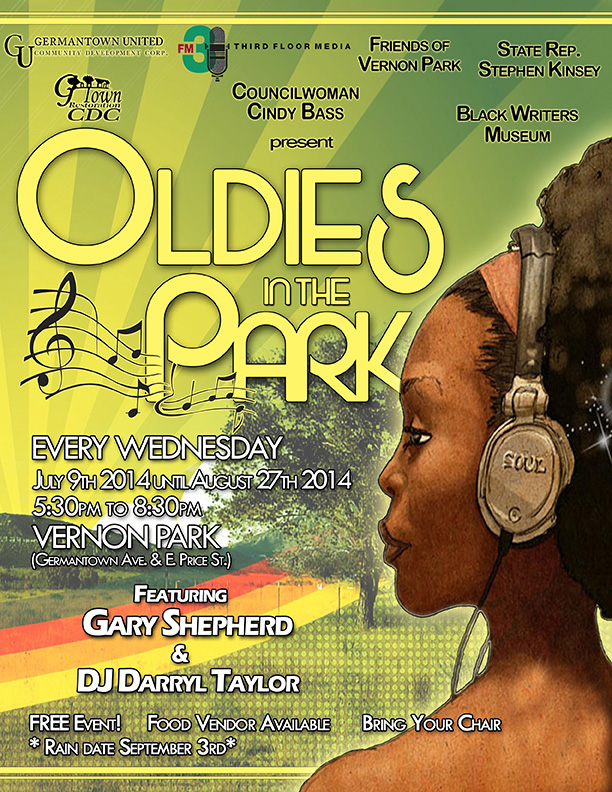 Oldies in the Park_web