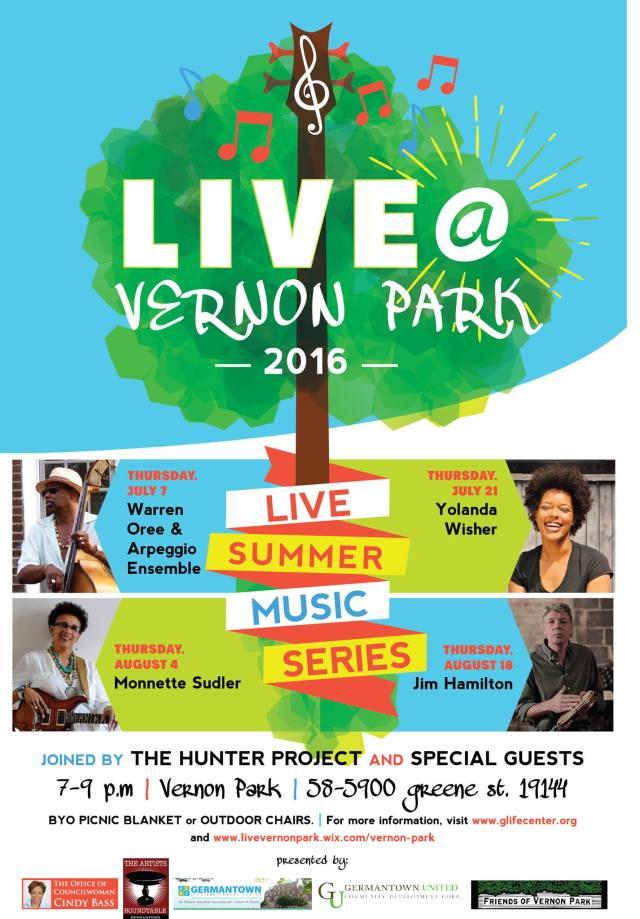 Live@VernonPark2016
